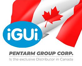 iGUi in the Canada