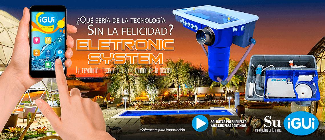Slider Filtro Eletronic System