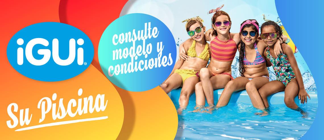 Albercas - consulte modelos y condiciones