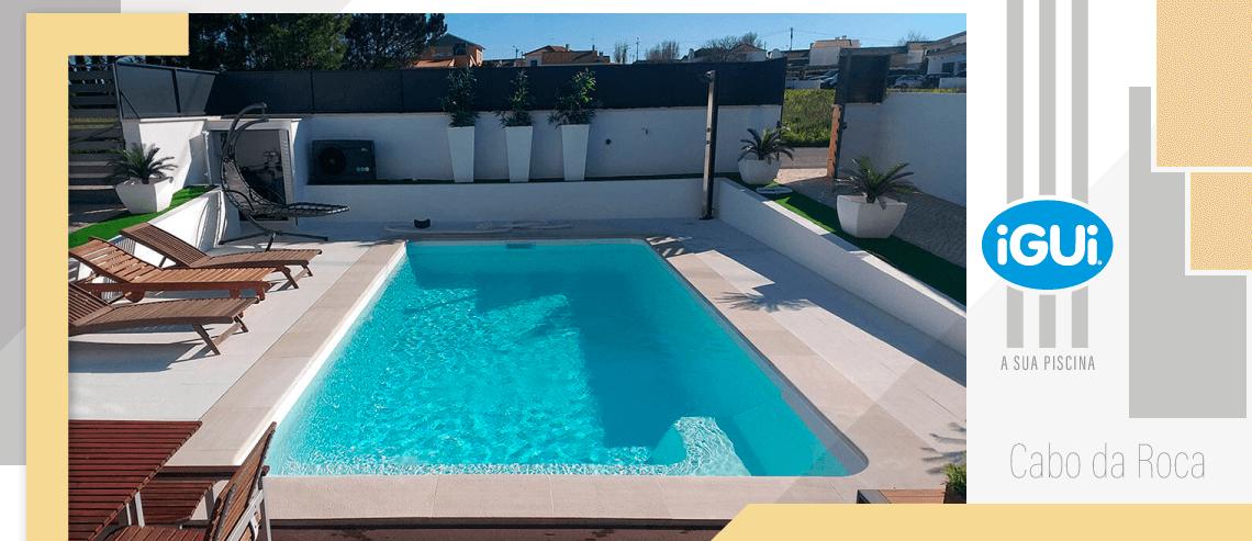 Slider piscina modelo Calari