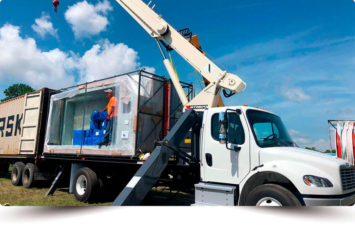 Efficient Logistics