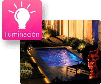 iGUi Eletronic System - Iluminación