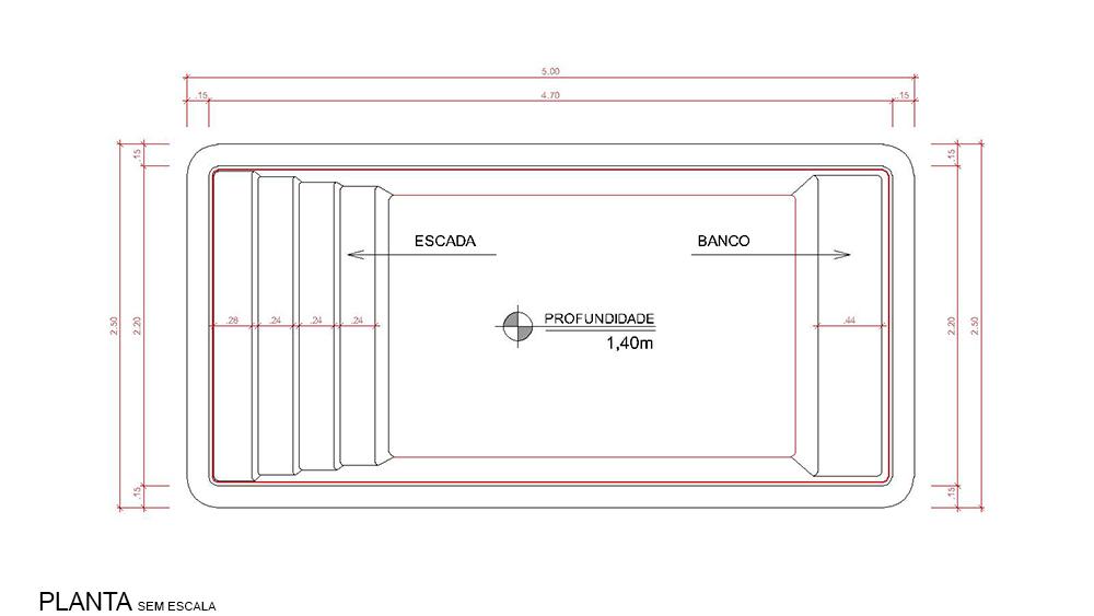 Dibujos técnicos Bonaire (sin escala)