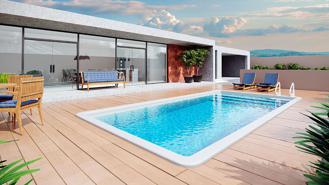 Pool Cozumel