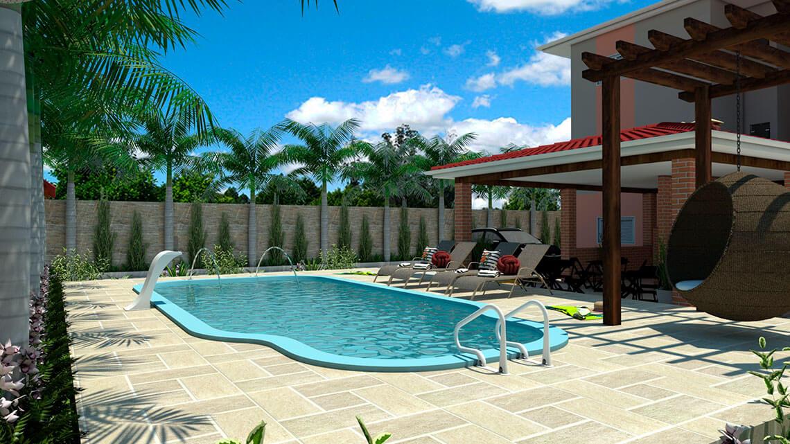 Pool Itacaré large