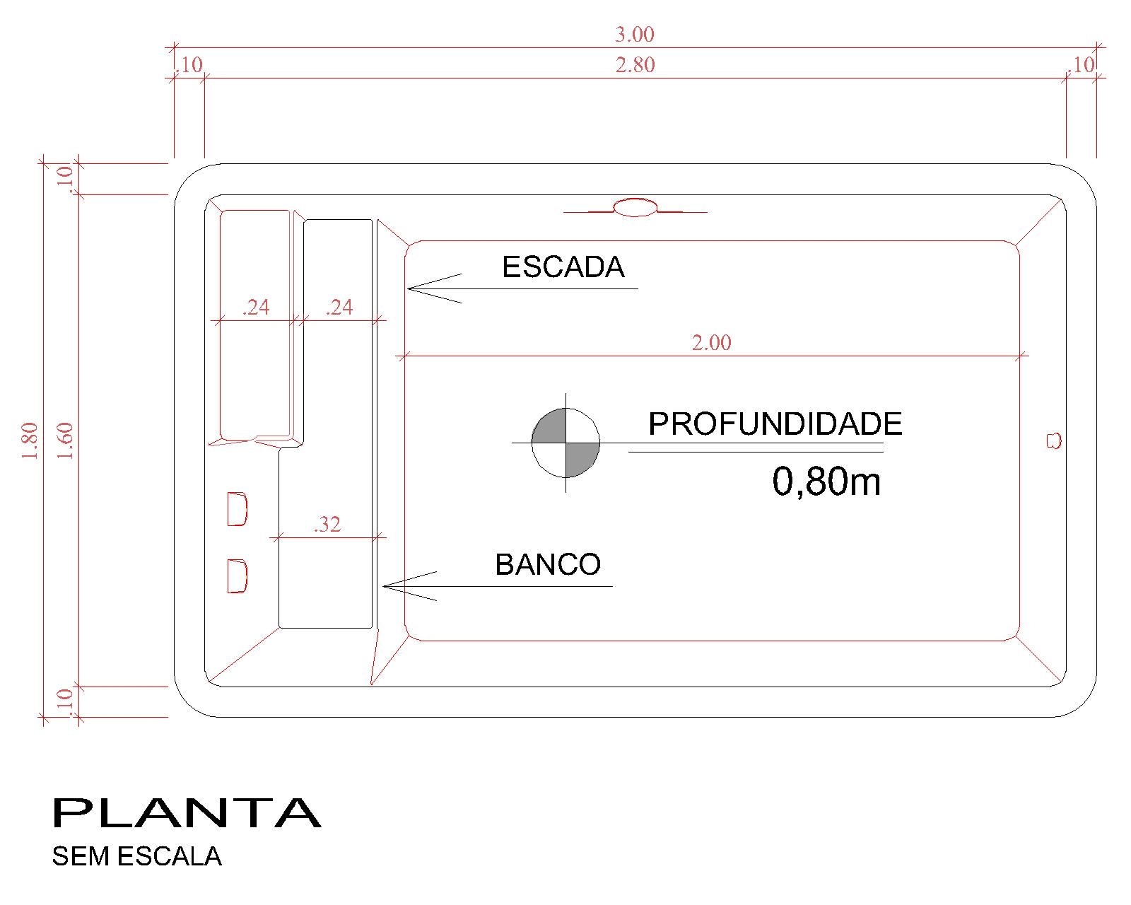 Desenho técnico Naama (sem escala)