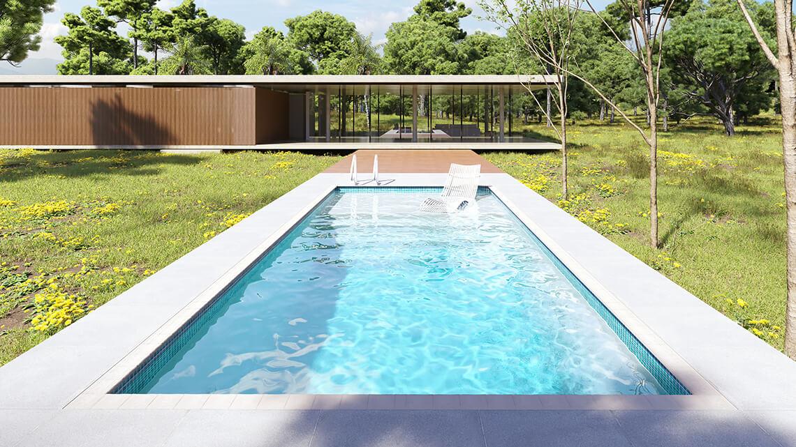 Pool  Playa del Carmen