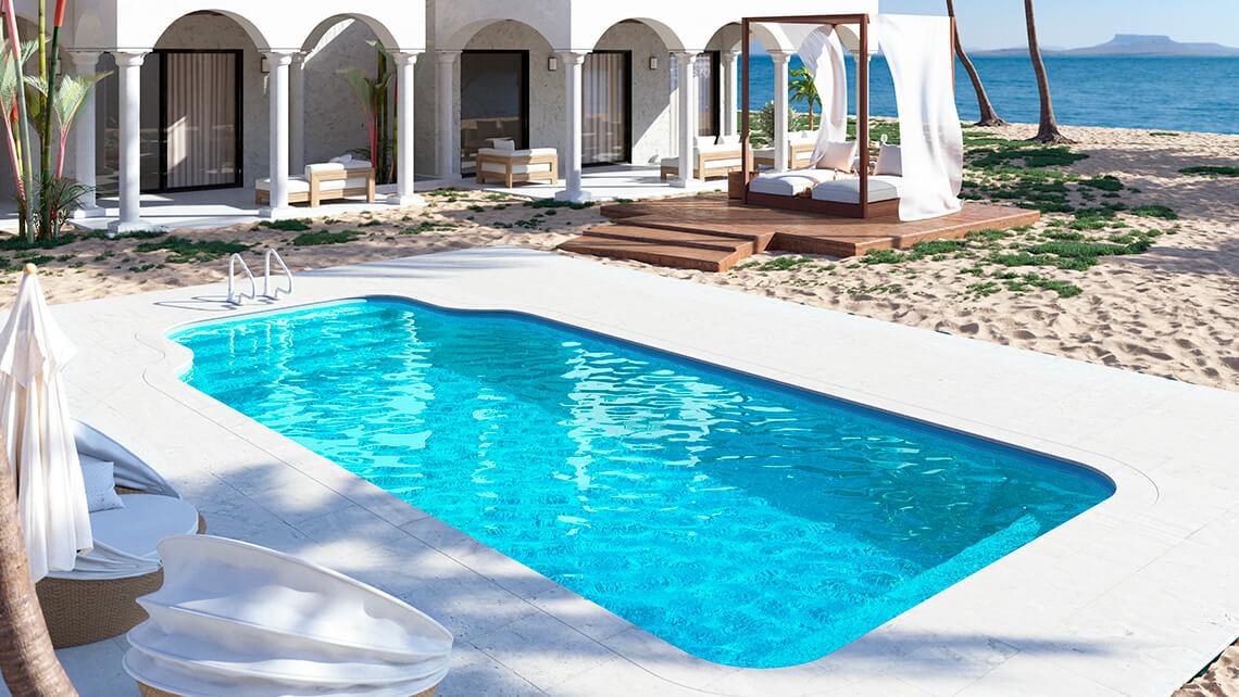 Pool Praia Brava