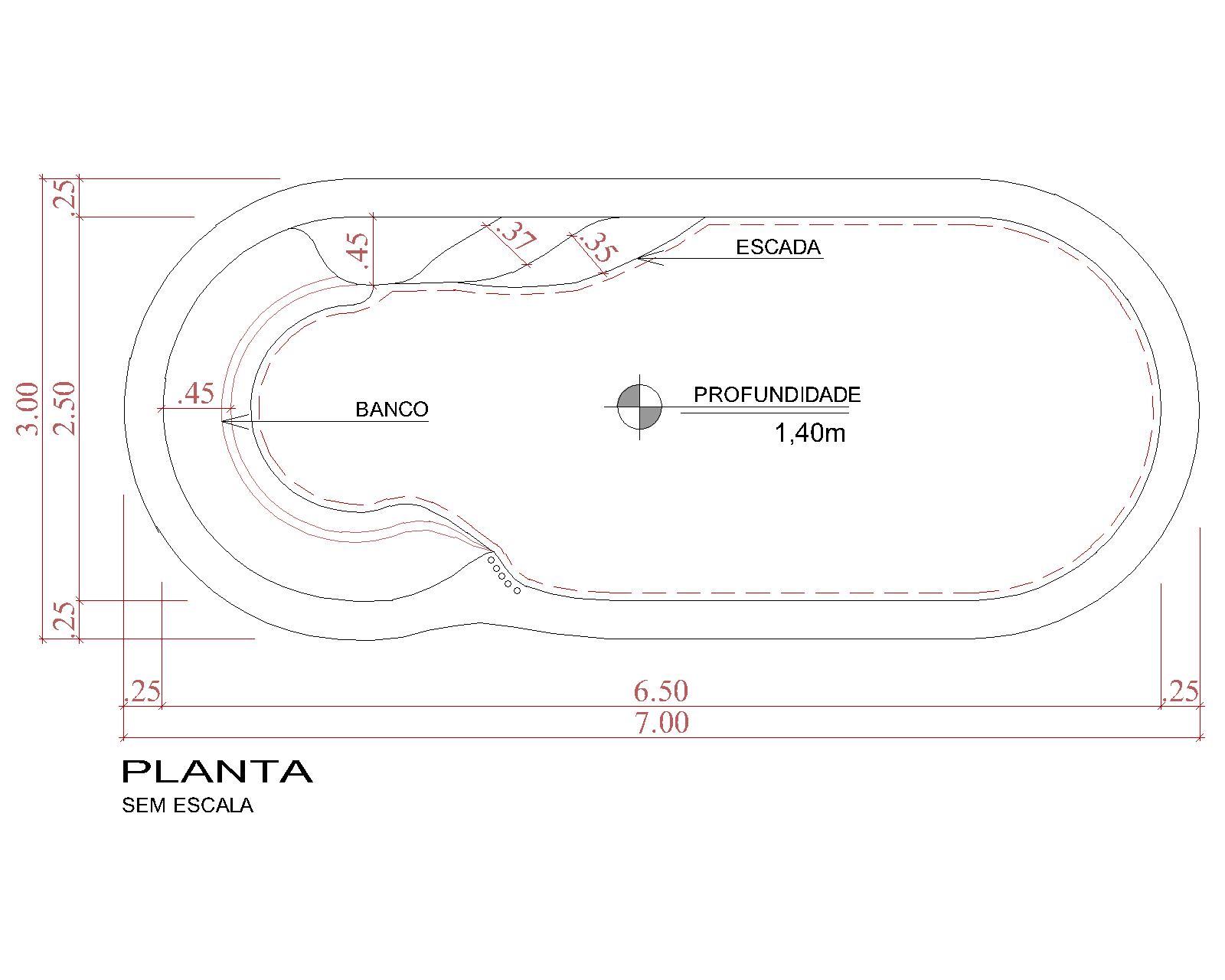 Dibujos técnicos Salinas (sin escala)