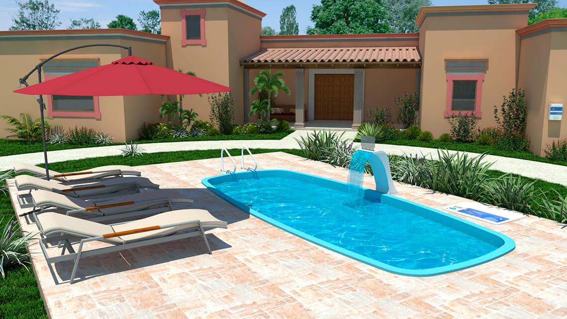 Pool Waikiki medium