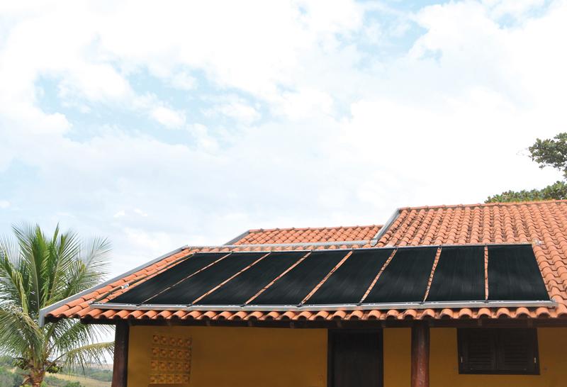 placas aquecedor solar kelvin piscina economia ecologicamente correto energia do sol