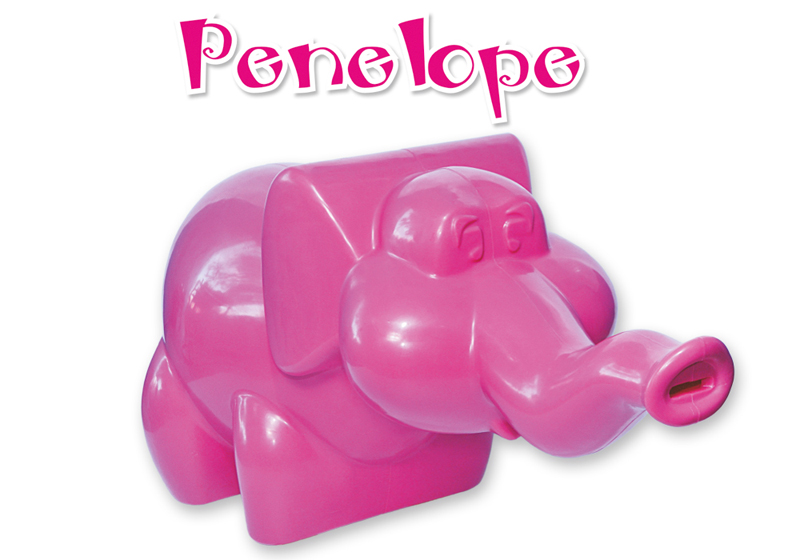 Cascada Penelope divercion ocio para sus hijos