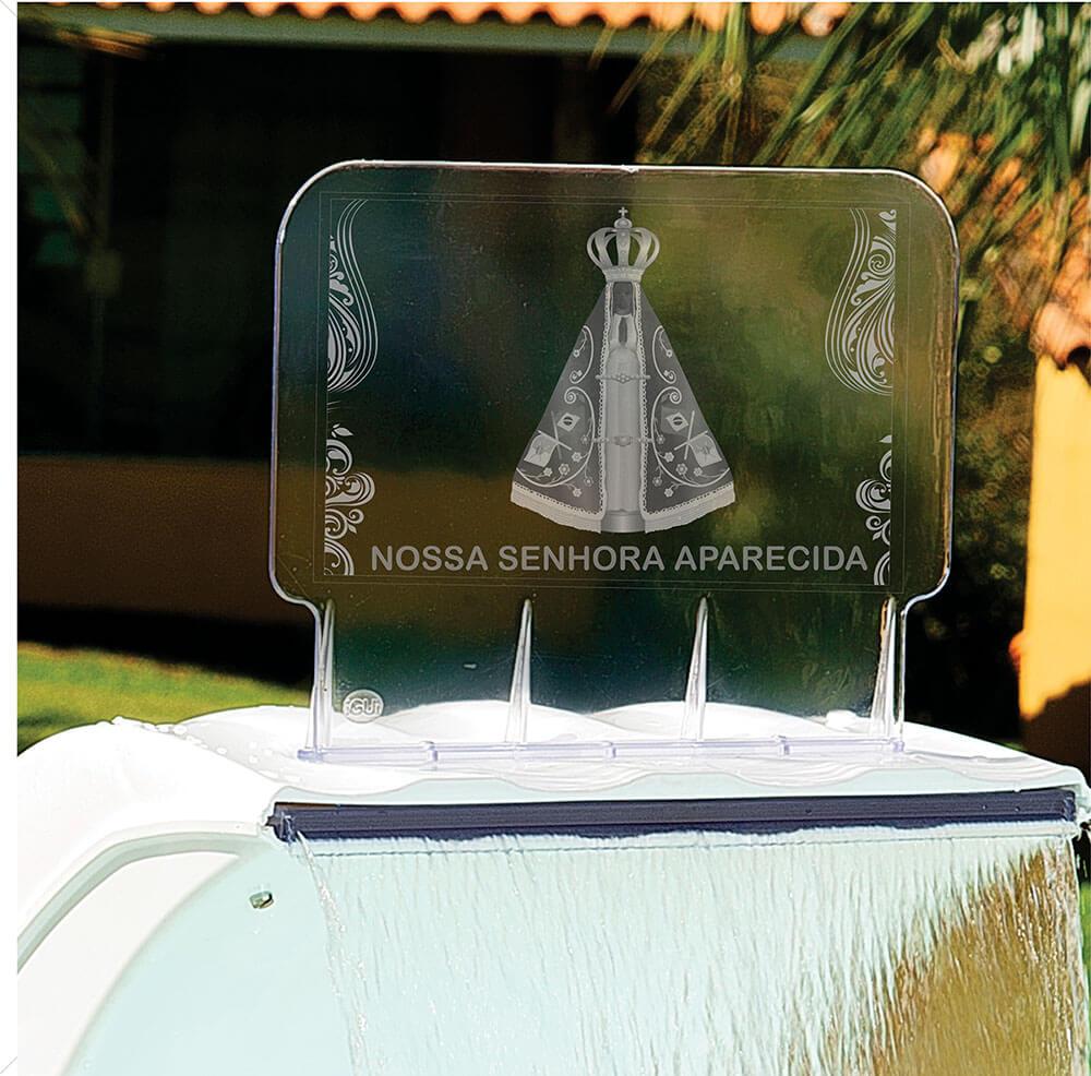 Cascata Personalizada iGUi Plus diversão lazer piscina placa