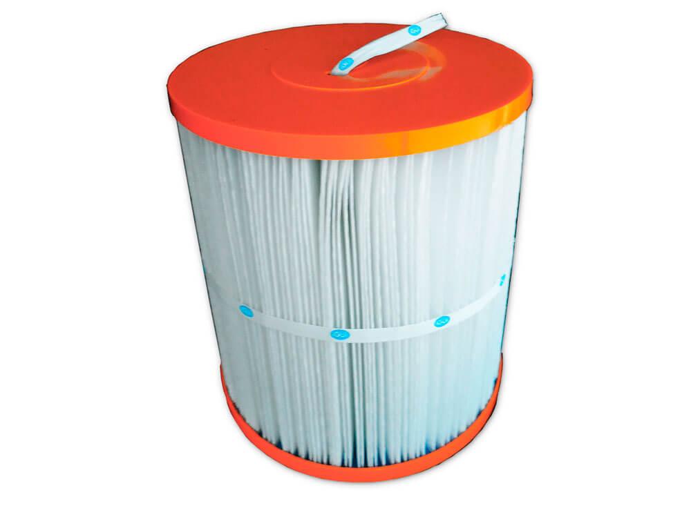 filtro cartucho pratic laranja