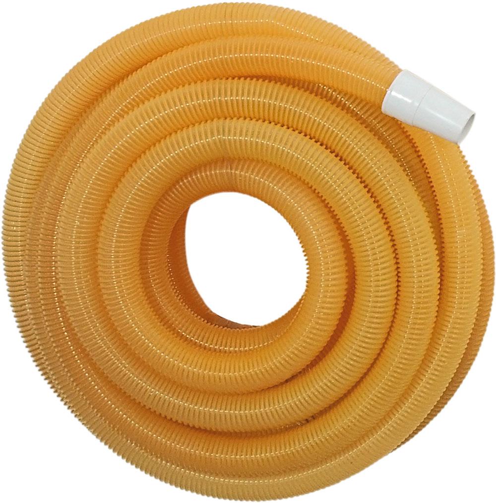 mangueira de aspiração de piscina laranja