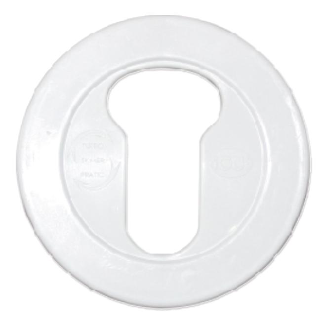 Turbo Skimmer branco proteção para piscina