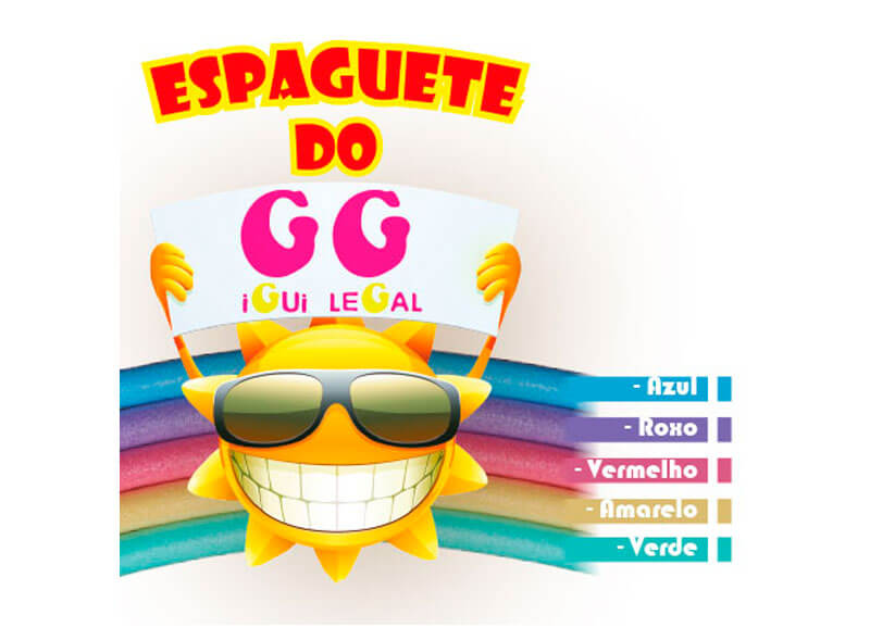 espaguete do gg igui legal