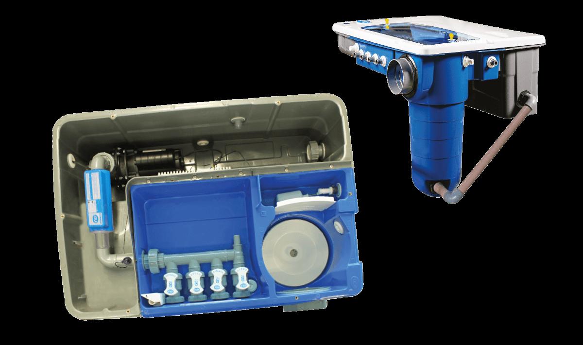 G4 Comfort equipamento filtragem filtro segurança piscina filtragem