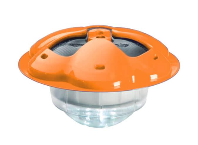 iGUiLux Float iluminação piscina led água