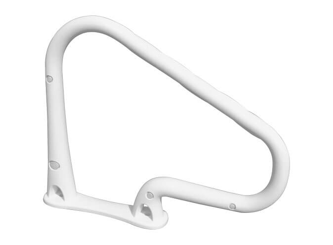 Max Handrail iGUi important item of safety, which facilitates access and exit from the pool for people of all ages