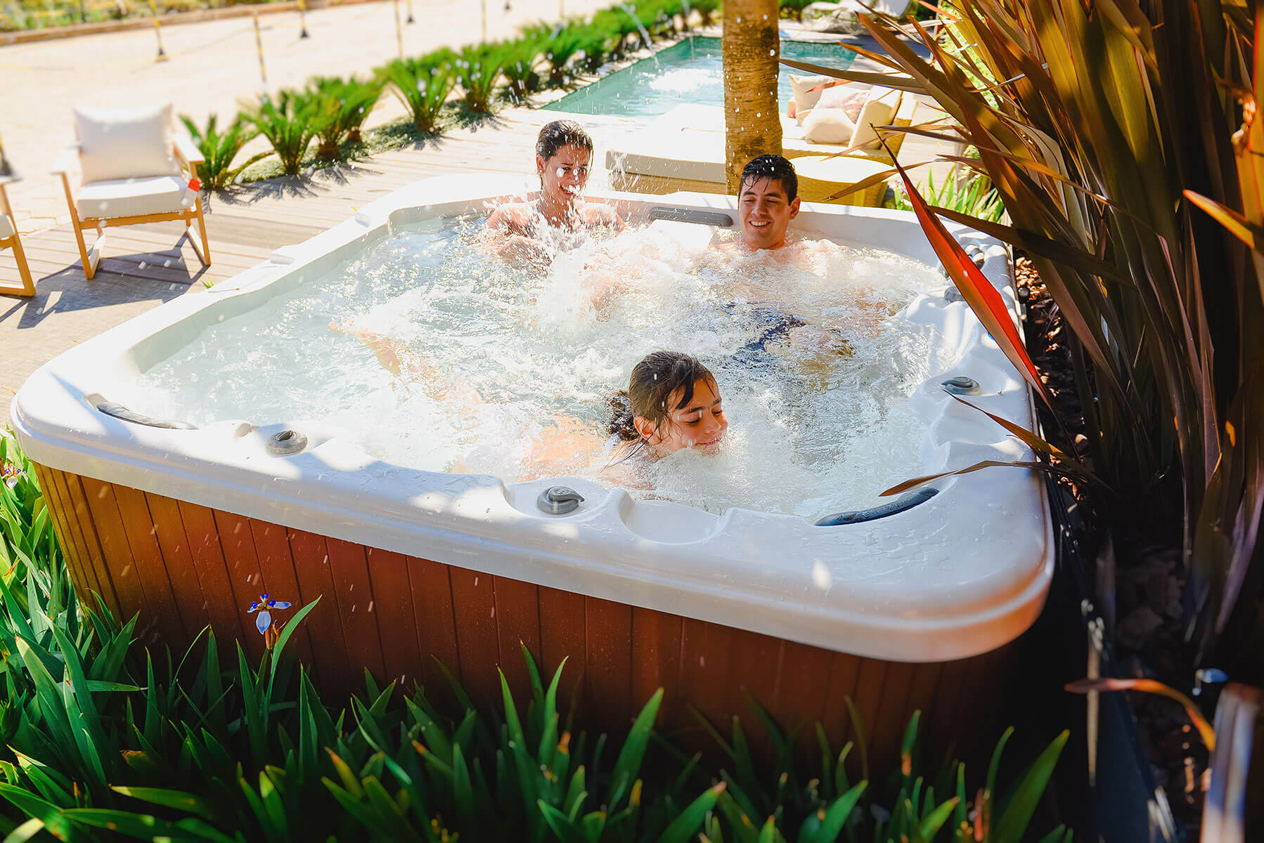 Luxury SPA leisure for 5 people
