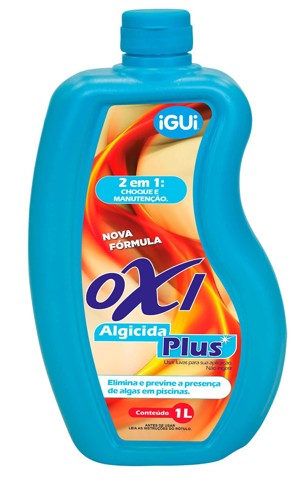 Oxi Algicida Plus