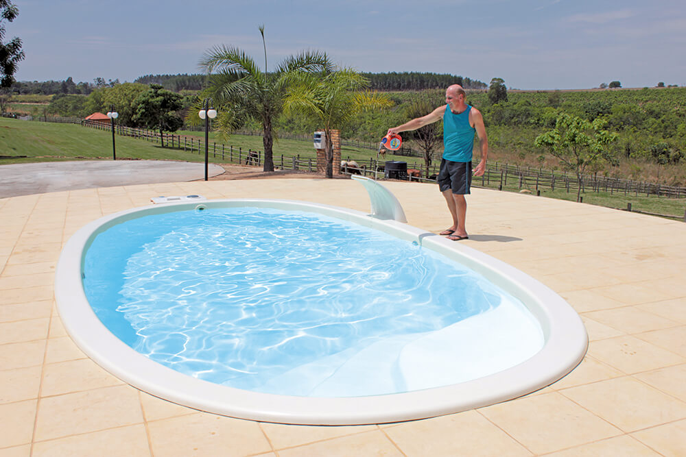 Solo Trata sua piscina sozinho tratamento piscina  baixíssimo custo mensal