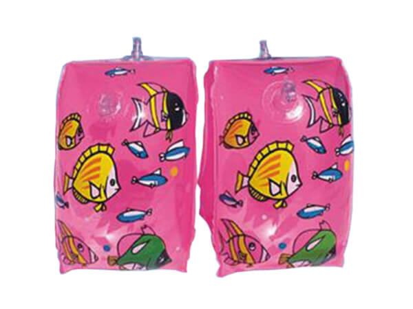 bóias de braço piscina praia rosa