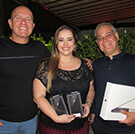 Fotos dos ganhadores 2017