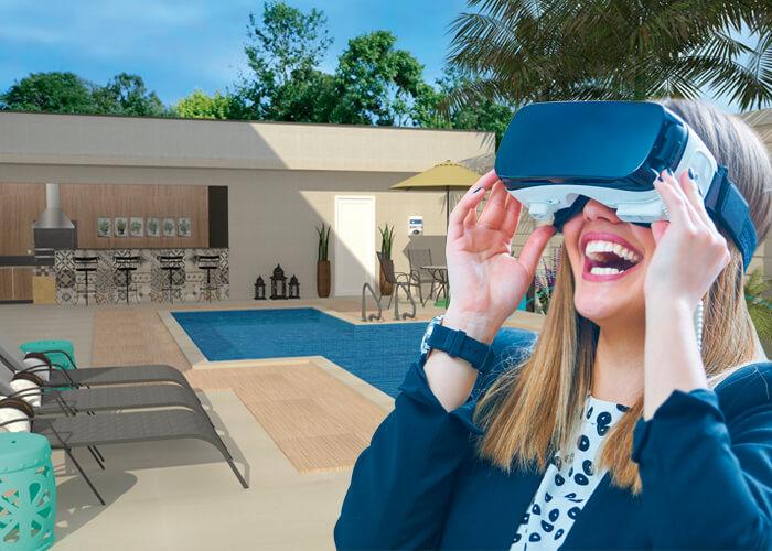 Projeto 3D 360º graus